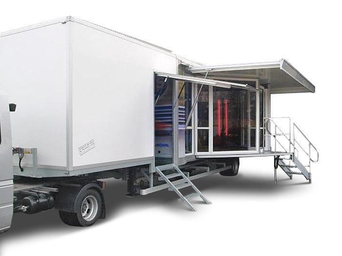 European Promotion Group - verhuur VIP, hospitality trailers, circuit ...